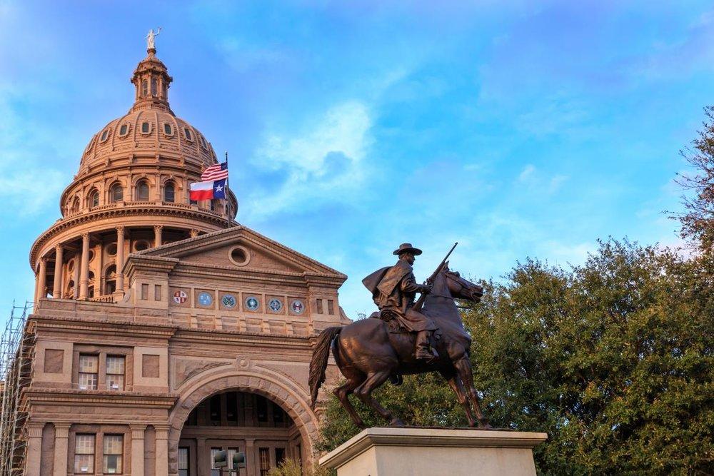 Texas State Capitol Ranger.jpg