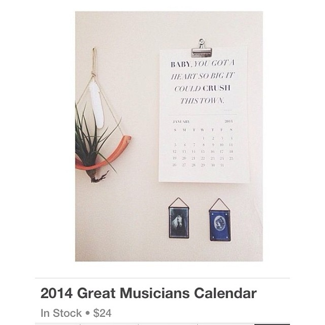 New #campfireandco and Na Nin collaboration! Pick up one of these calendars today! Richmond friends can buy at @addison_handmade_vintage and long distance friends can buy at nanninvintage.com 😘 by laurenelaine http://ift.tt/1gB86dv