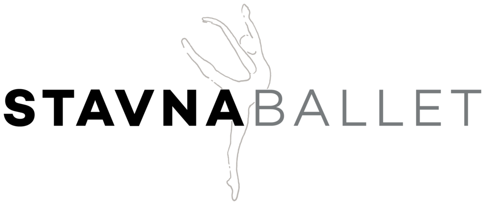 New main logo for the Stavna Ballet