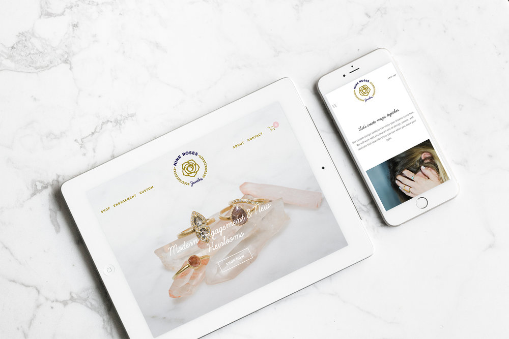 nine-roses-jewelers-website