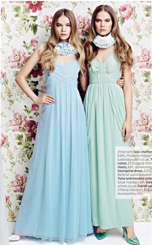 CONDE NAST BRIDES | JUNE 2014