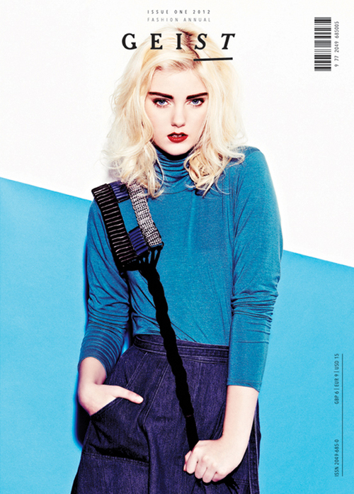 GEIST MAGAZINE | MAY 2012