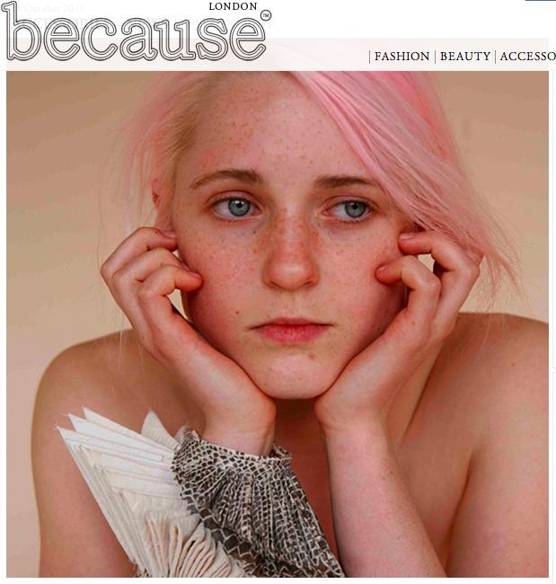 BECAUSE | OCT 2011