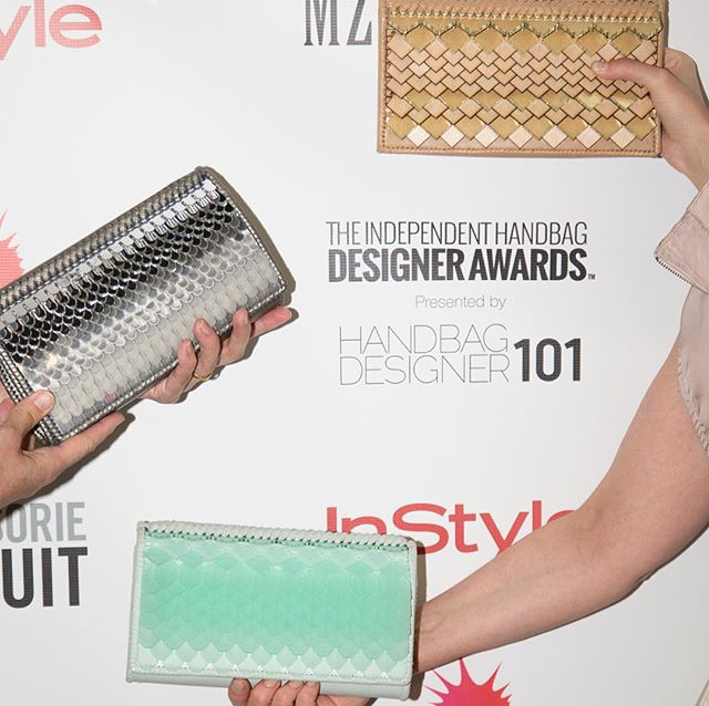 The Independent Handbag Designer Awards   June 2016