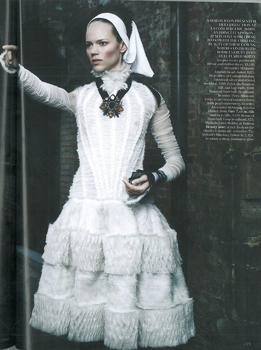 VOGUE UK | SEPT 2011
