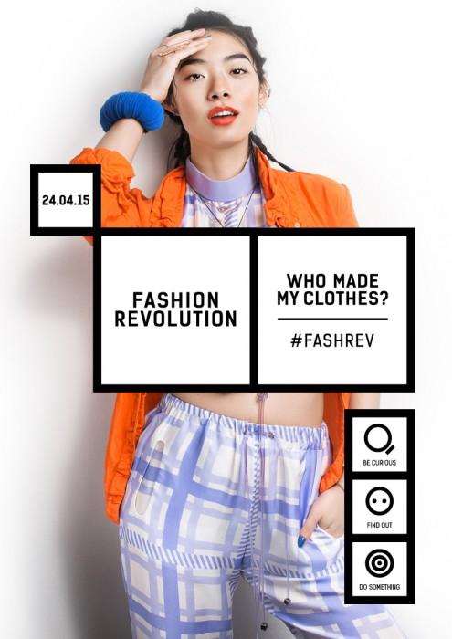Fashion Revolution   April 2015