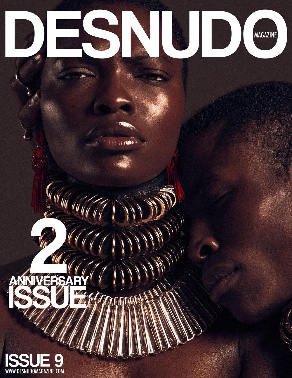 Desnudo Cover April 2018 Issue