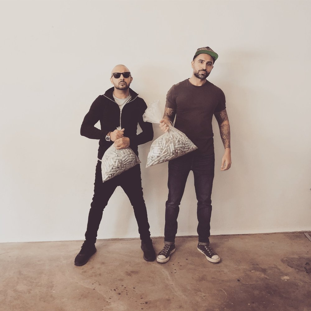 """Amit&Naroop 2018 Video - Behind the Scenes """"the URBAN FORAGER"""" Photo Shoot"""