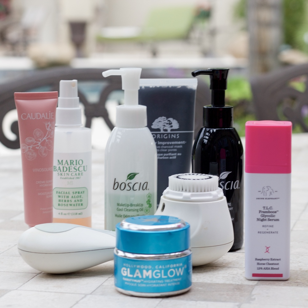 Samantha McNeil Blog Skin Care Routine
