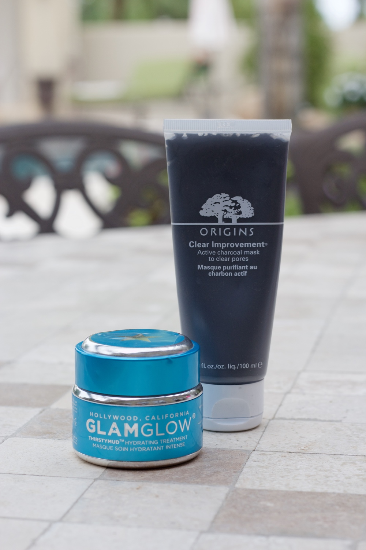 Samantha McNeil Blog Skincare Routine - Masks