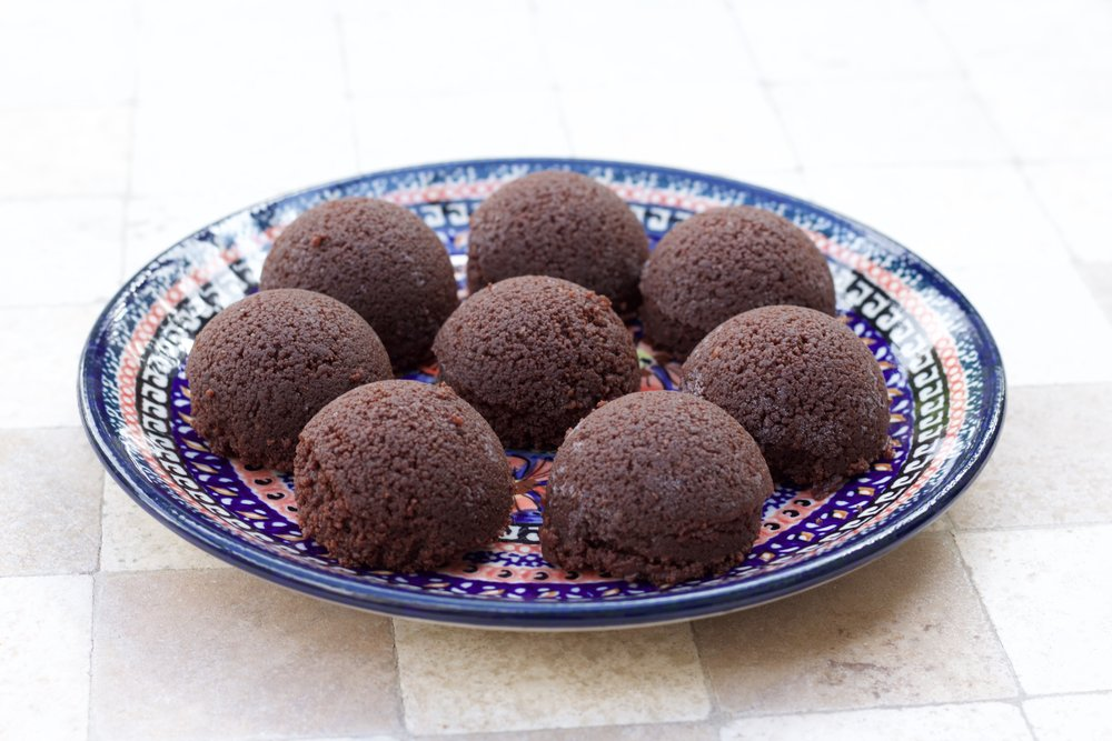 Samantha McNeil Blog Raw Brownies