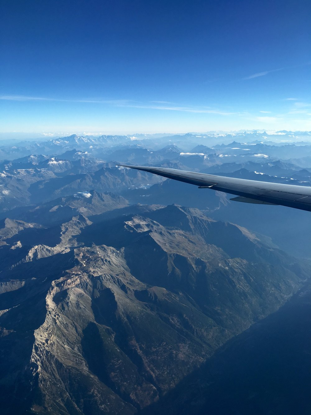 Samantha McNeil Blog Italian Alps