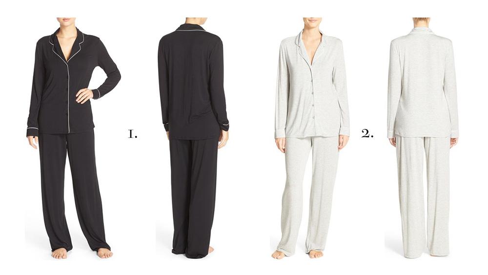 Samantha McNeil Blog Nordstrom Lingerie Pajamas