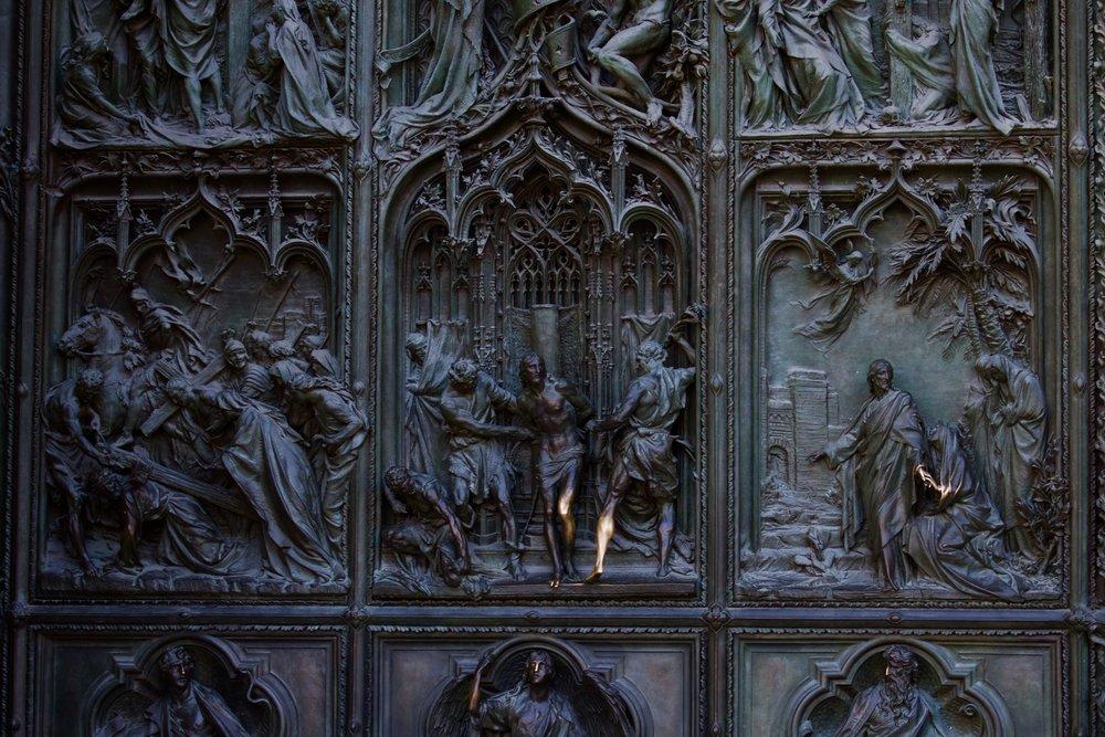 Samantha McNeil Blog Duomo Milano