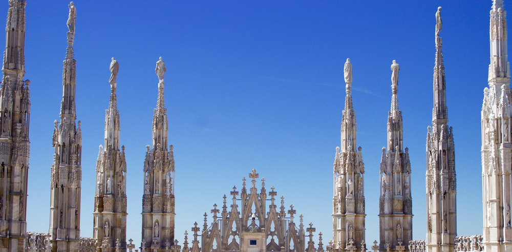 Samantha McNeil Blog Duomo Milano Terrace