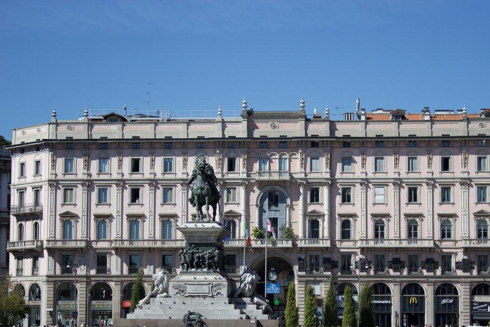 Samantha McNeil Blog Monumento A Vittorio Emanuele II