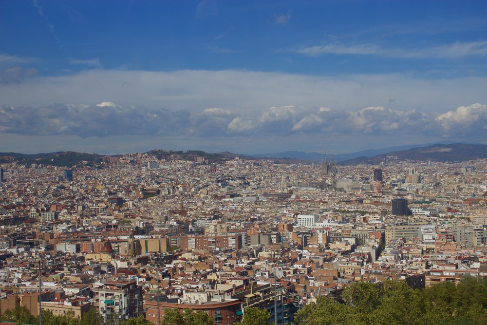 Samantha McNeil Blog Barcelona
