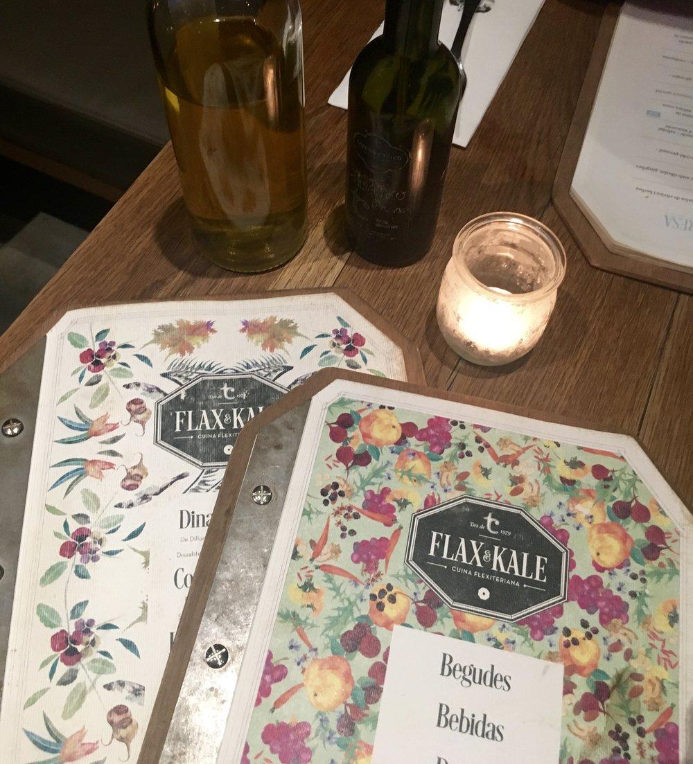 Samantha McNeil Blog Flax & Kale Barcelona