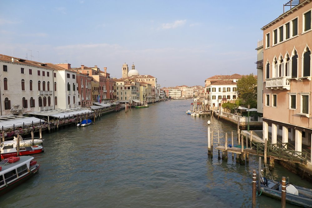 The Grand Canal, Venice, Italy, Samantha McNeil