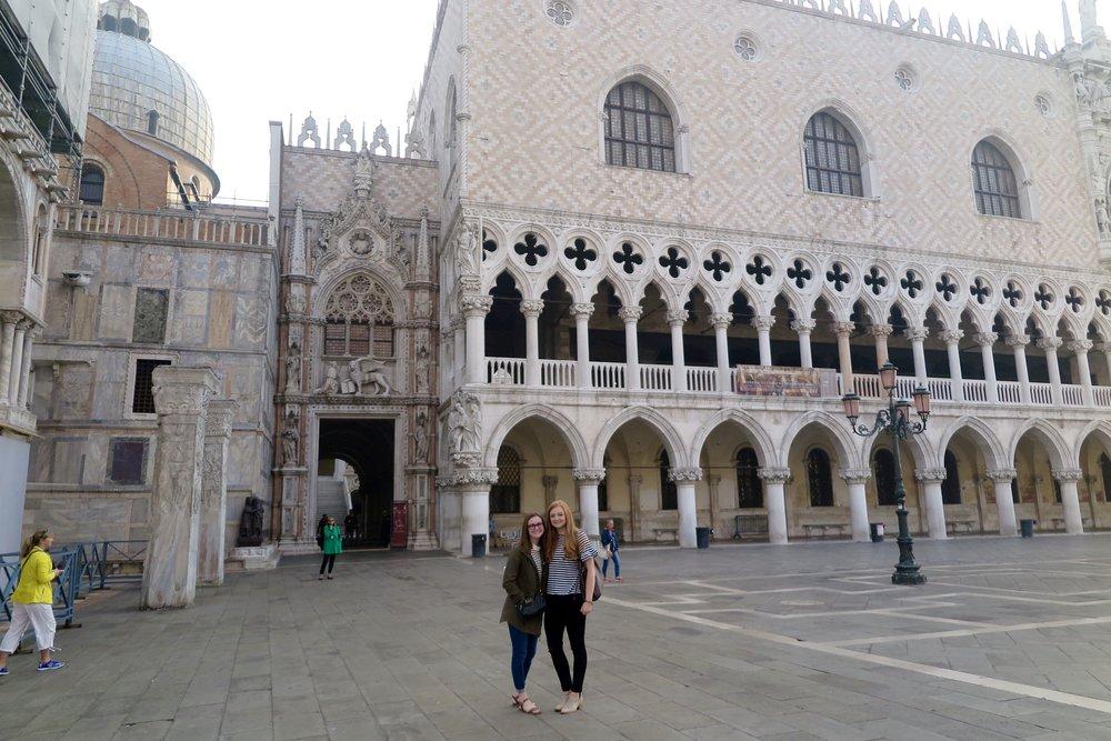 Doge's Palace, Venice, Italy, Samantha McNeil