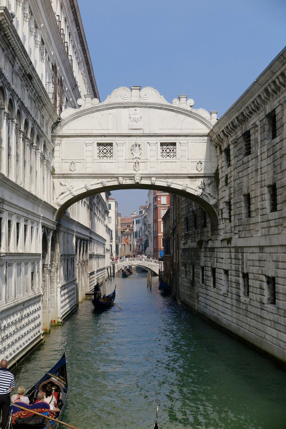 Bridge of Sighs, Venice, Italy, Samantha McNeil