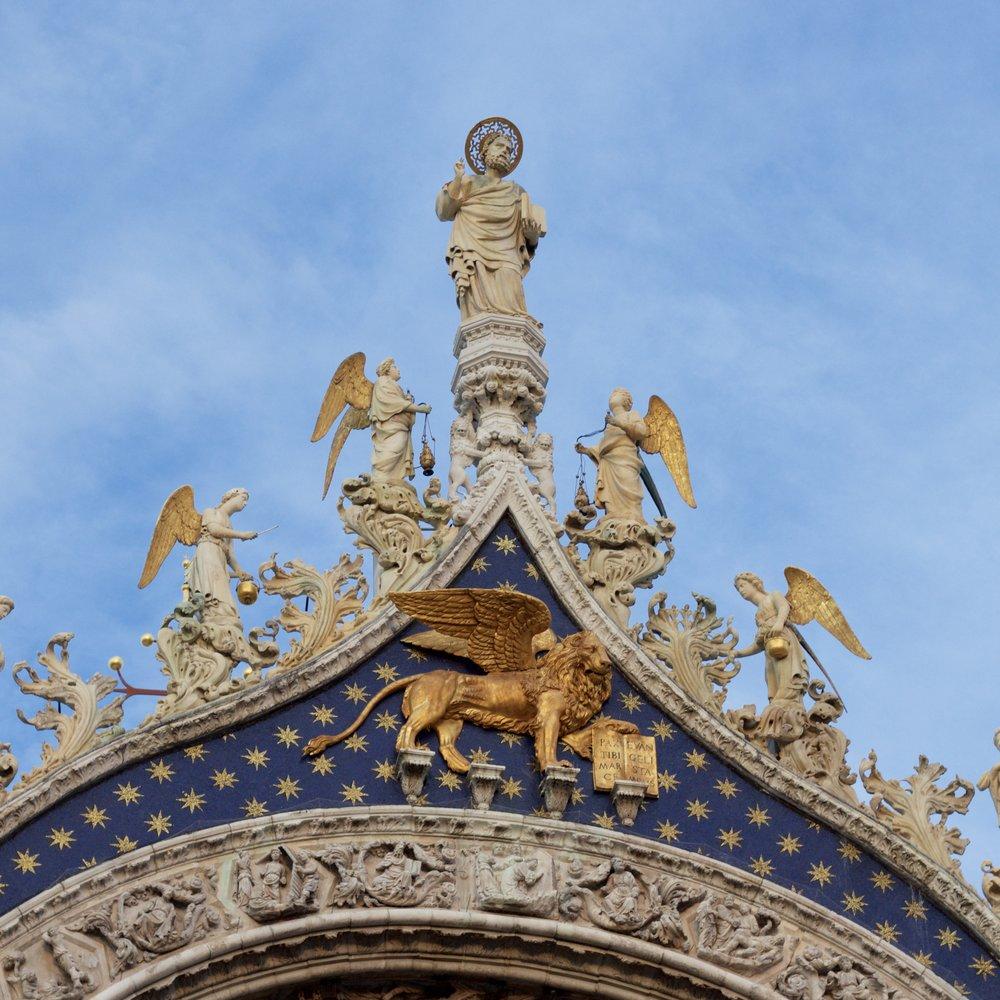 Saint Mark's Basilica, Venice, Italy Samantha McNeil