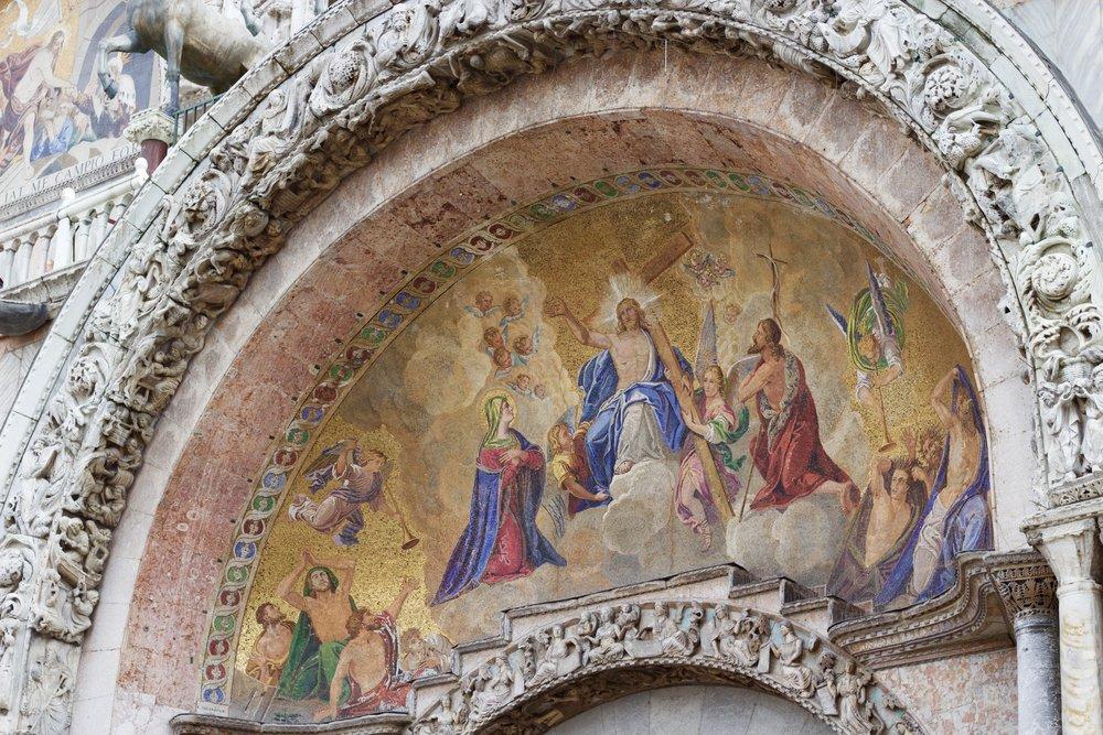 Saint Mark's Basilica, Venice, Italy, Samantha McNeil