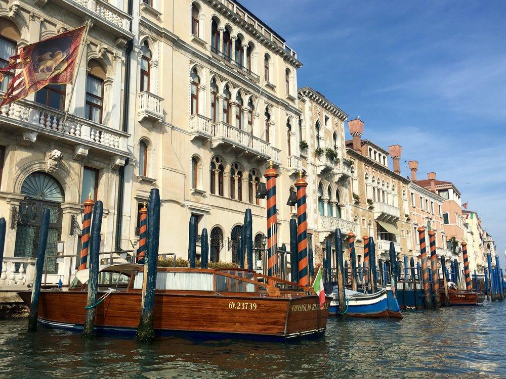 Gondola Ride, Venice, Italy, Samantha McNeil Blog