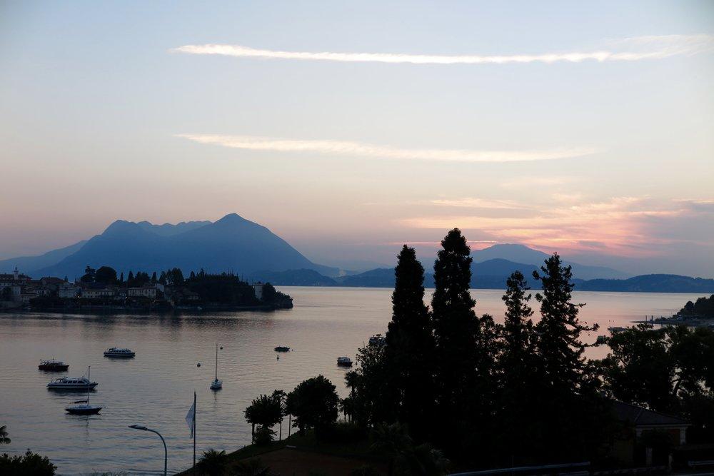 Villa Aminta, Stresa, Lake Maggiore, Italy, Samantha McNeil Blog