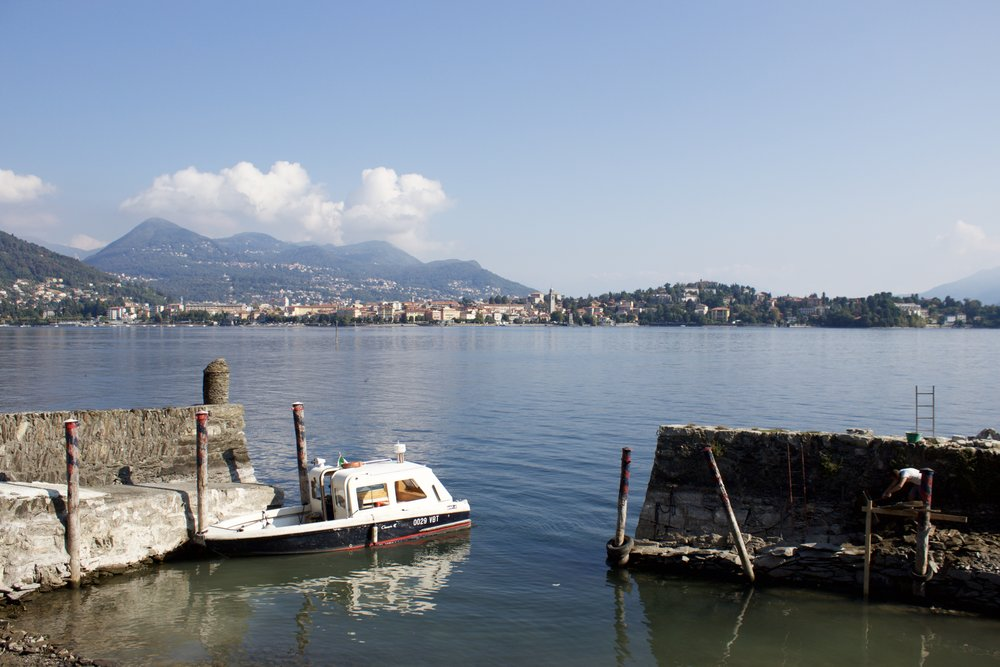 Isola Madre, Stresa, Lake Maggiore, Italy, Samantha McNeil