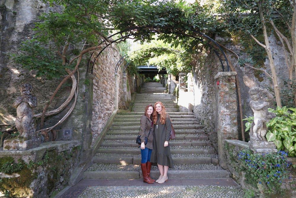 Isola Madre, Stresa, Lake Maggiore, Italy, Samantha McNeil Blog