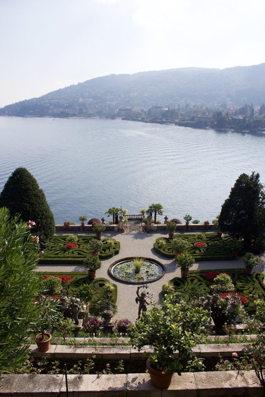 Isola Bella, Lake Maggiore, Stresa, Italy, Samantha McNeil Blog