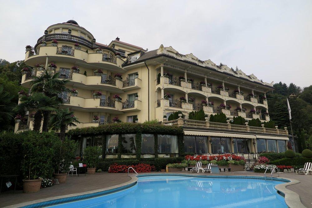 Villa Aminta, Lake Maggiore, Stresa, Italy, Samantha McNeil Blog