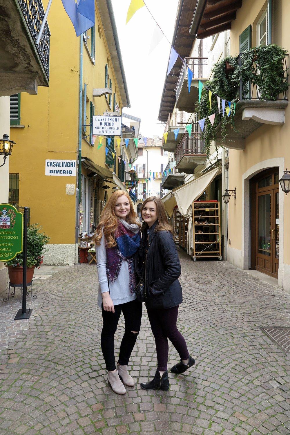 Stresa, Italy, Samantha McNeil Blog