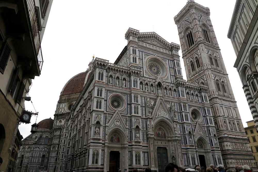 Florence Duomo - Samantha McNeil Blog