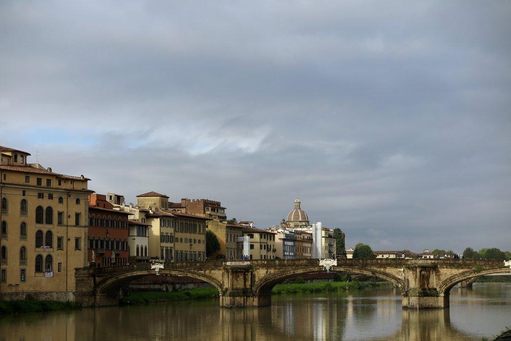 Samantha McNeil Blog - Florence Arno River
