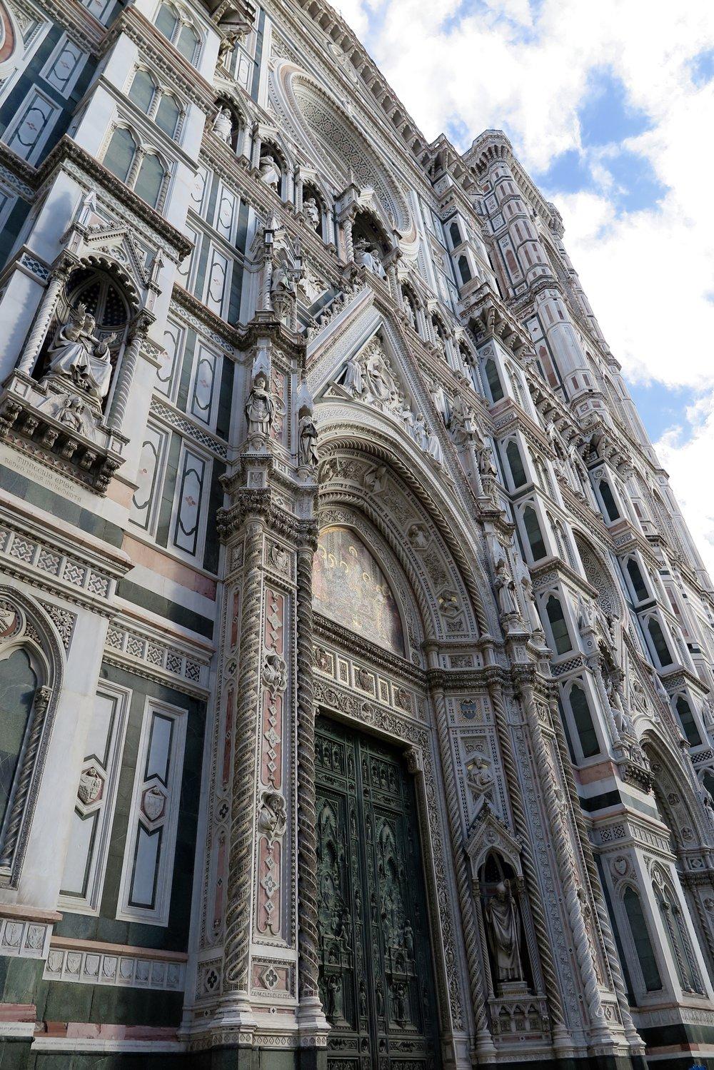 Samantha McNeil Blog - Florence Duomo
