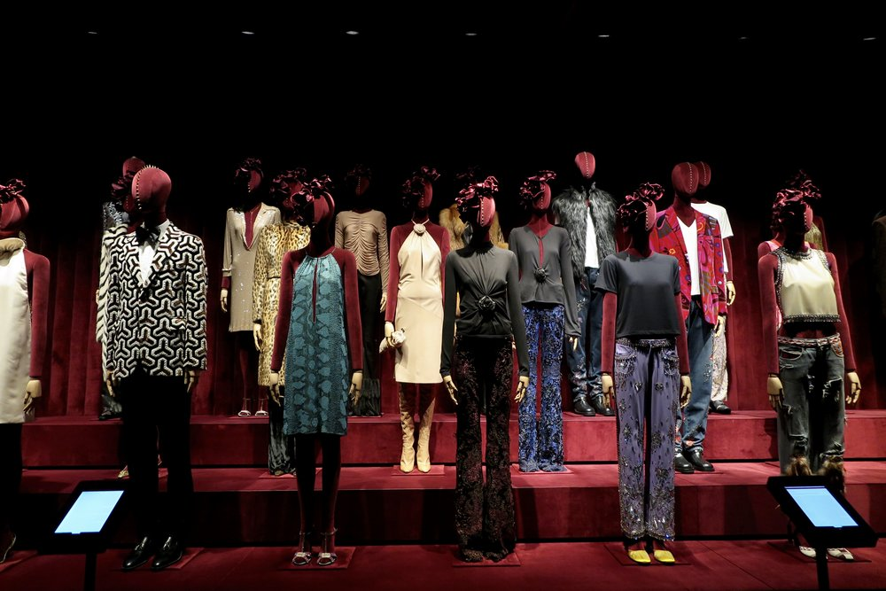 Samantha McNeil Blog - Gucci Museum, Tom Ford Collection