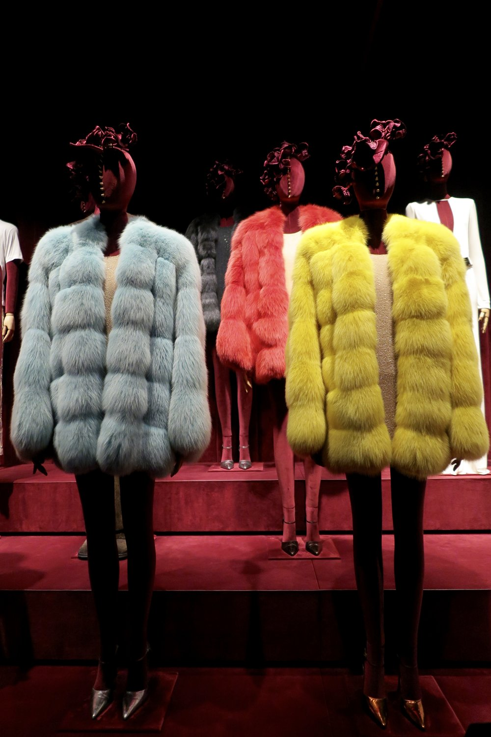 Samantha McNeil Blog - Gucci Museum, Tom Ford
