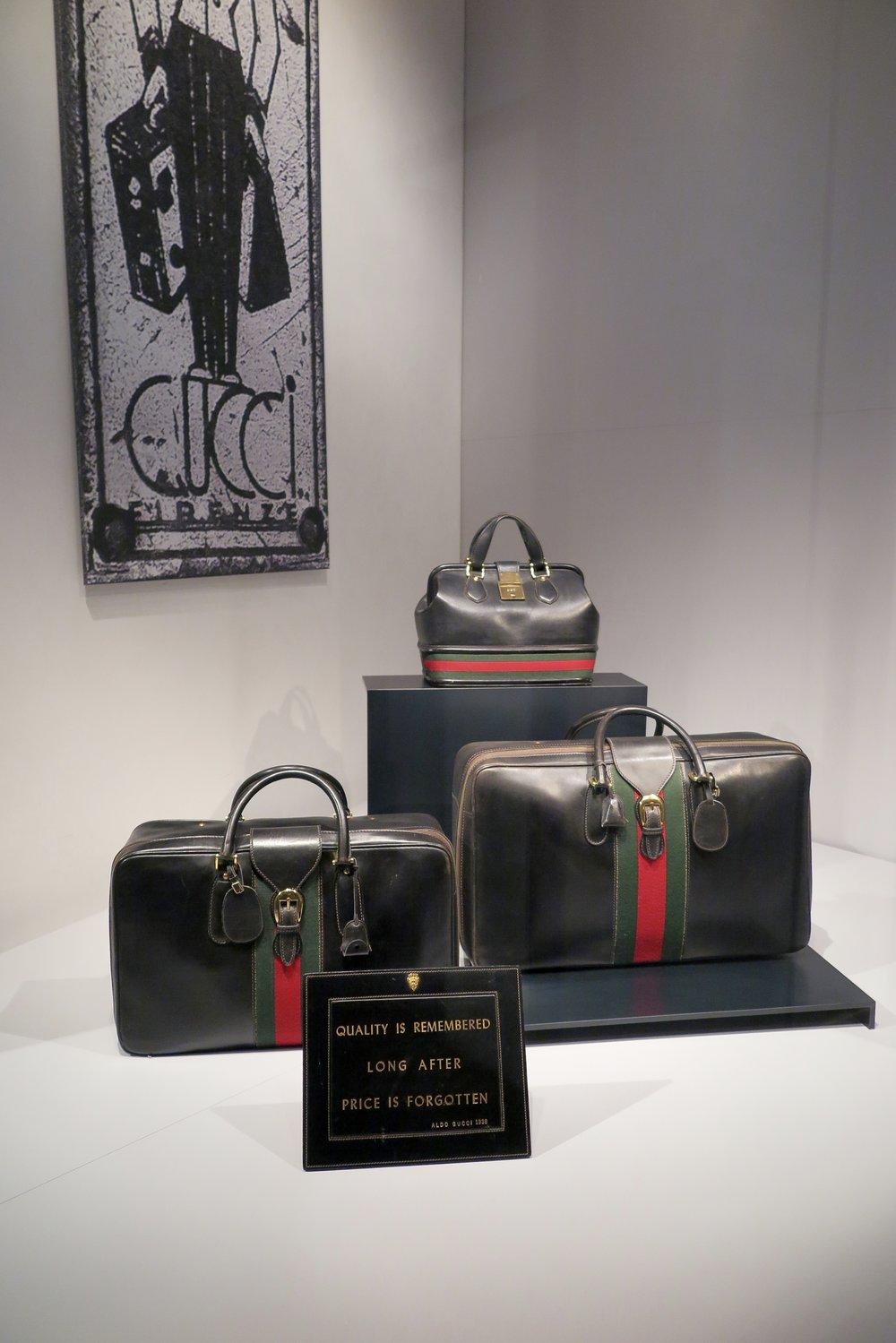 Samantha McNeil Blog - Gucci Museum Florence