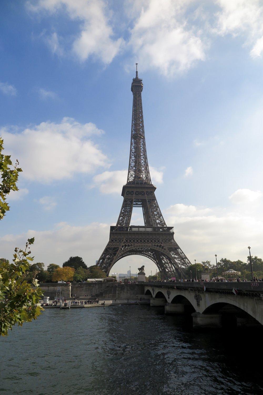 Samantha McNeil Blog - Paris Jour Un