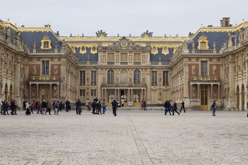 Samantha McNeil Blog - Paris Jour Deux