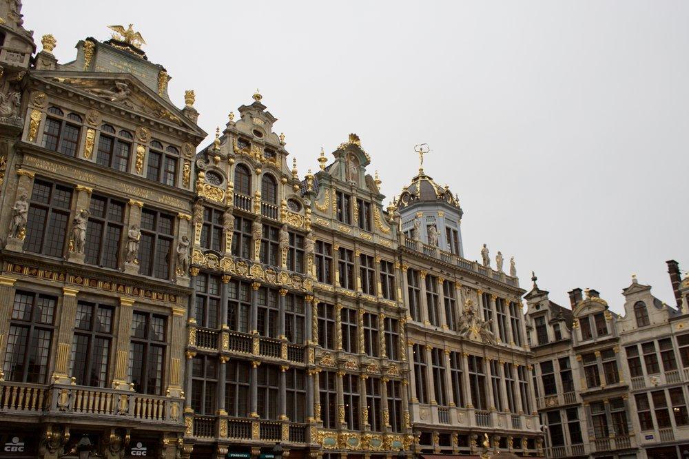 Samantha McNeil Blog - Brussels