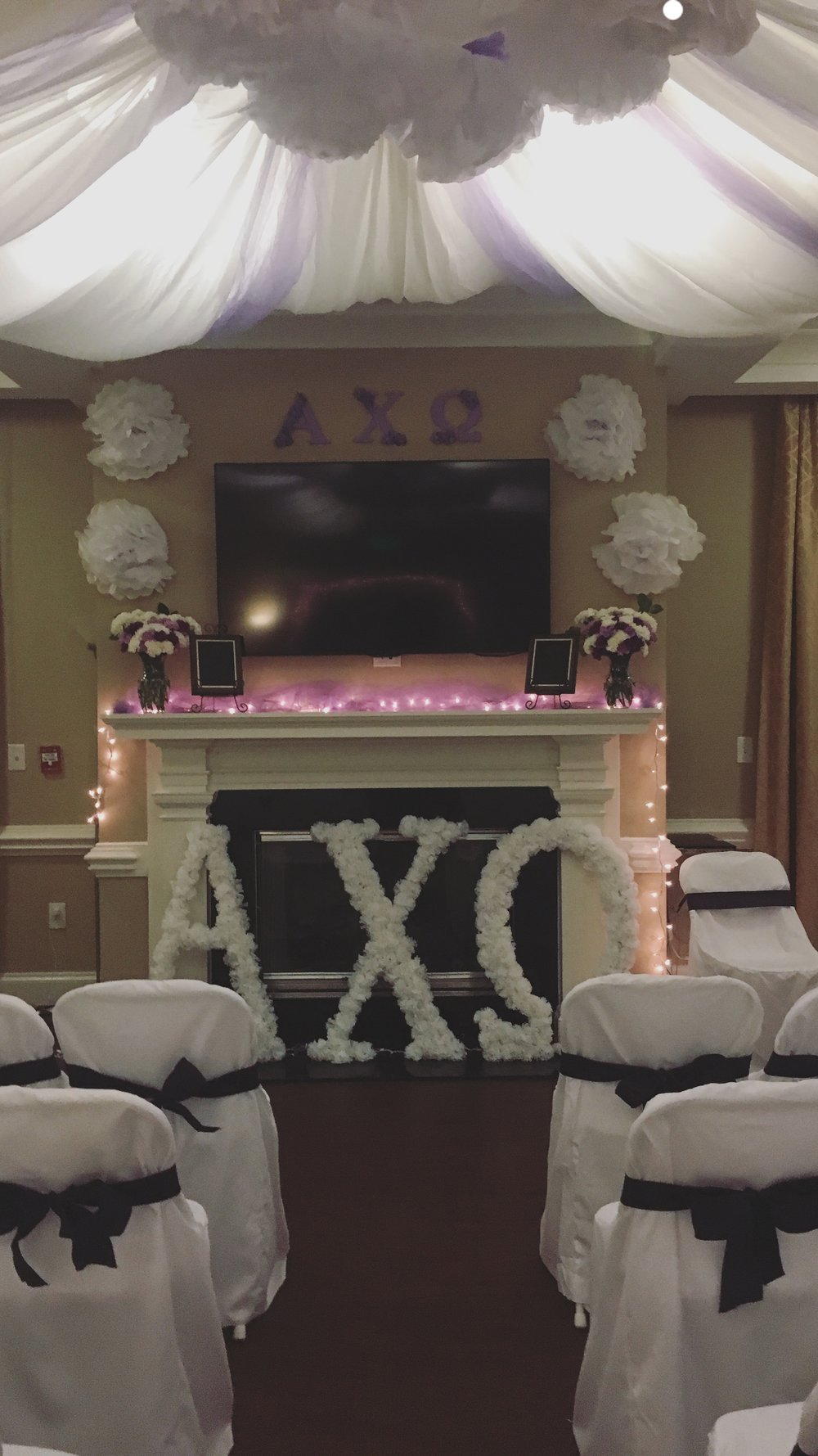 Alpha Chi Omega // Kappa Omicron // Philanthropy Round // Formal Recruitment 2017 // Samantha McNeil Blog