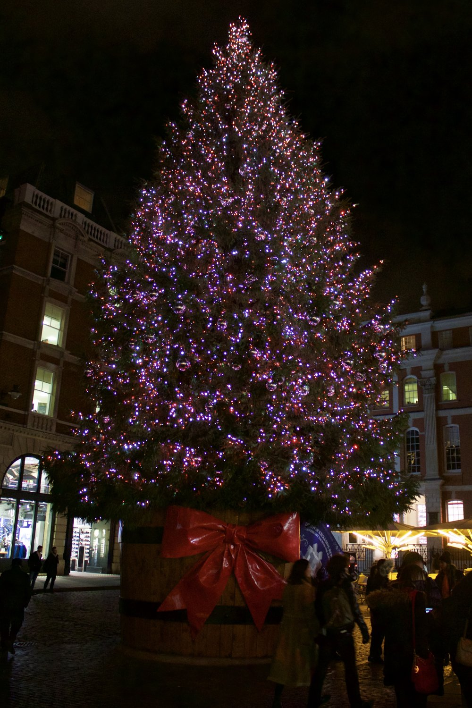 Covent Garden Market // London England // Samantha McNeil Blog