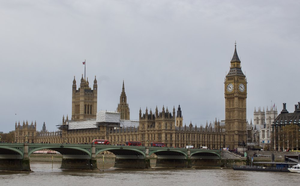 Palace of Westminster // London England // Samantha McNeil Blog