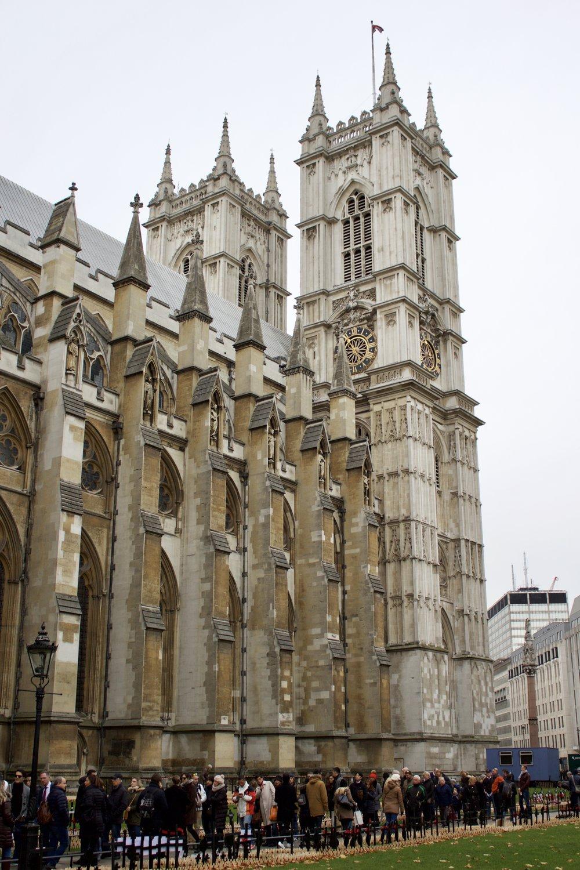 Westminster Abbey // London Eye // Samantha McNeil
