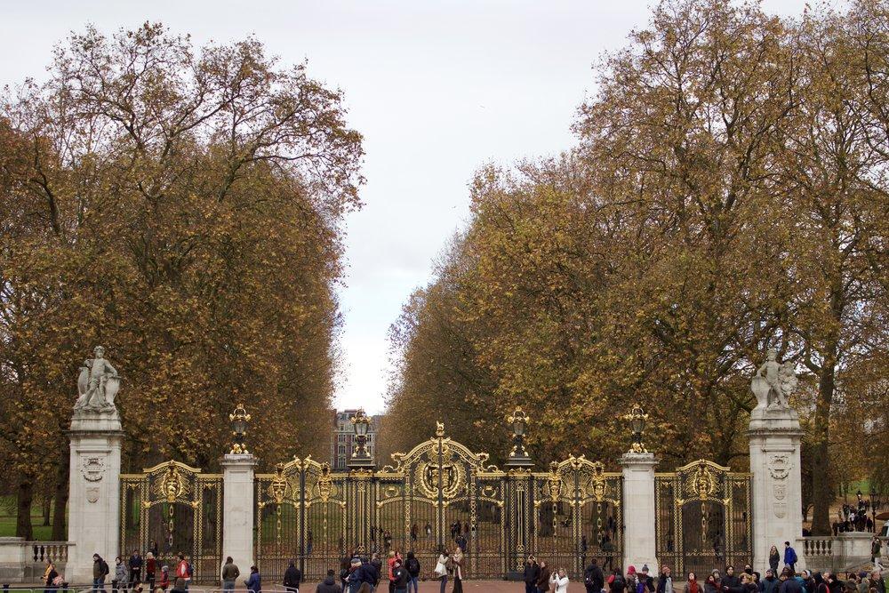 Green Park // London England // Samantha McNeil Blog