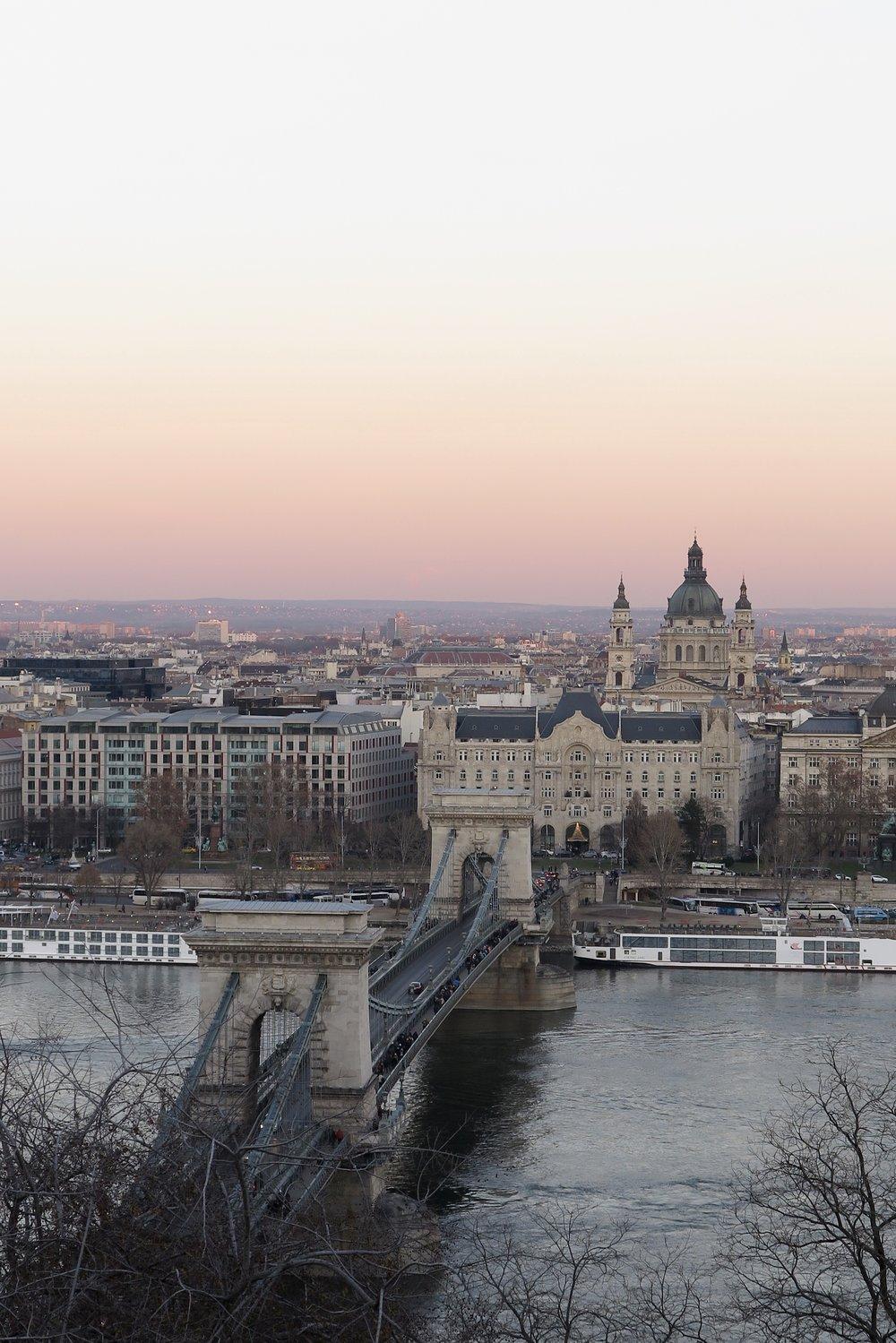 Budapest Hungary // Samantha McNeil Blog