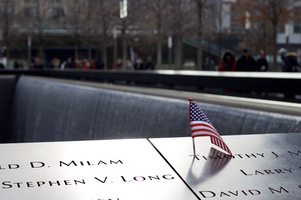 Samantha McNeil Blog // The 9/11 Reflecting Pools
